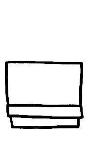 Forme du pinceau Spalter
