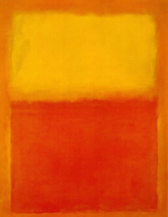 Mark Rothko, 1954.