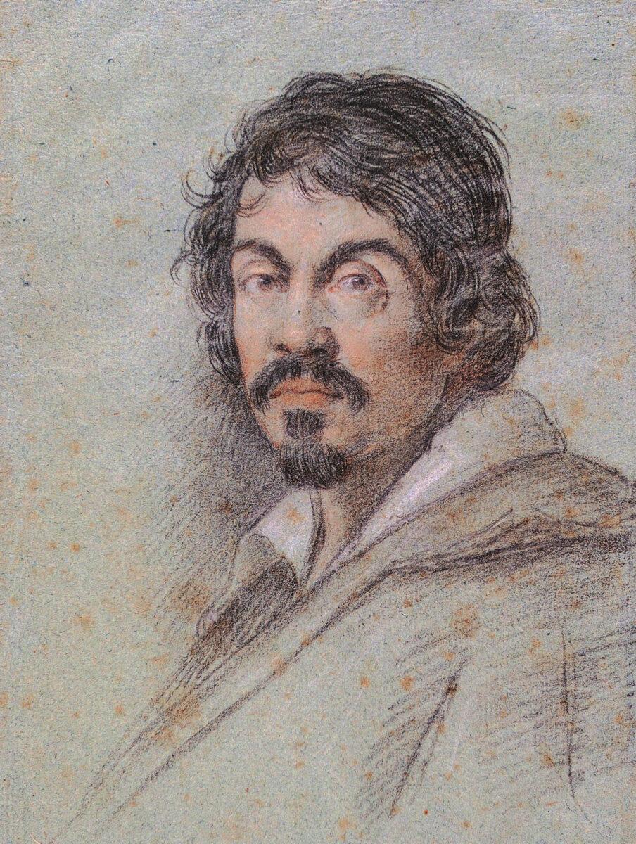 Portrait du peintre Le Caravage
